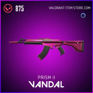 Prism 2 II Vandal Valorant Skin