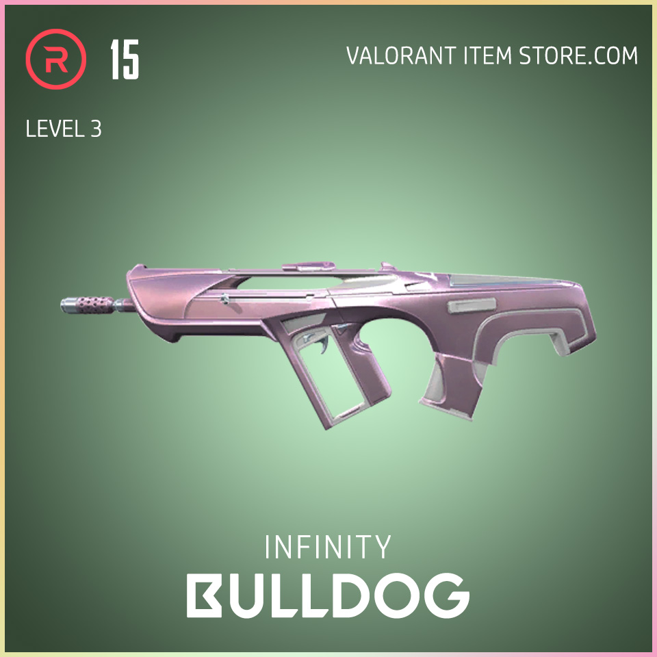 Infinity Bulldog Valorant Skin Battle Pass variant 3