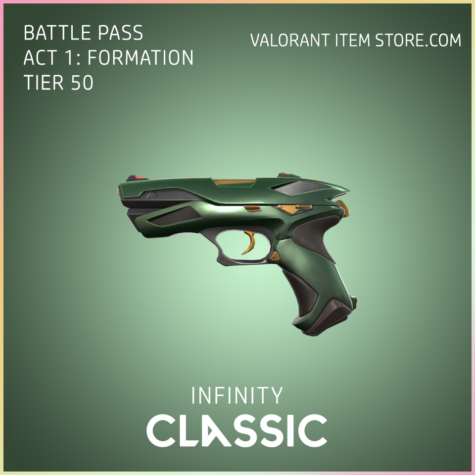 infinity classic valorant skin battle pass