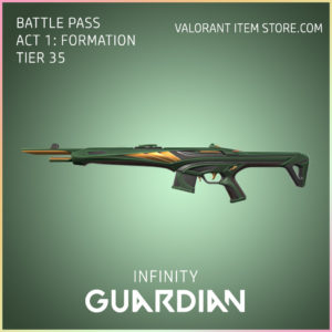 infinity guardian valorant skin battle pass