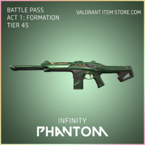 infinity phantom valorant skin battle pass
