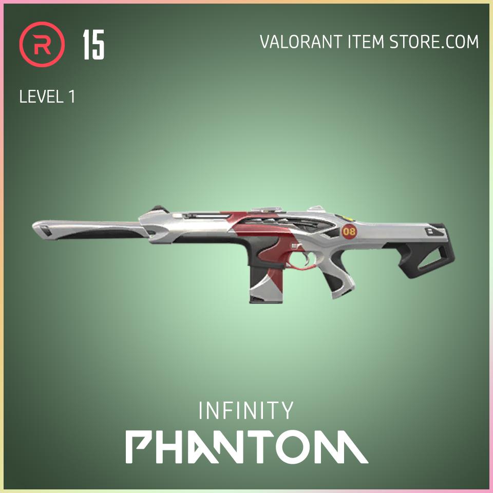 infinity phantom valorant skin battle pass variant 1