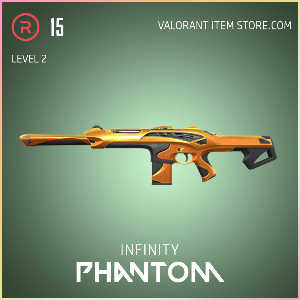 infinity phantom valorant skin battle pass variant 2