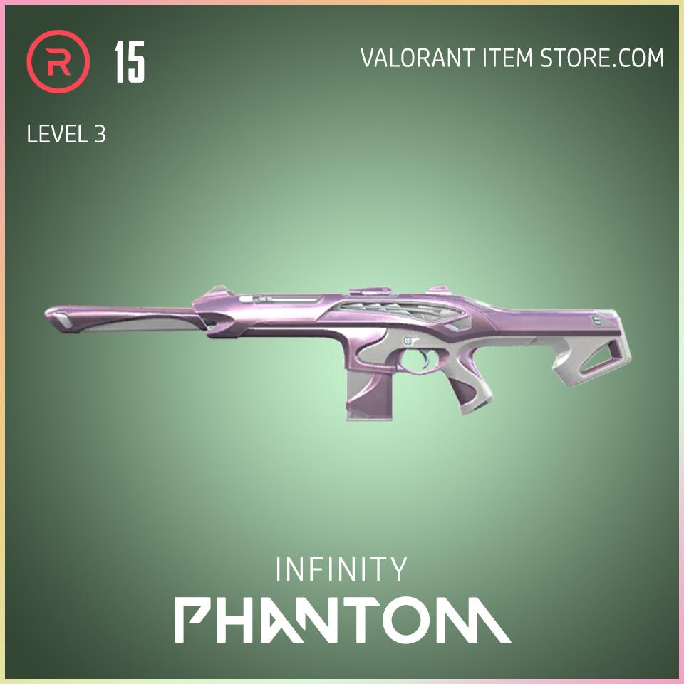 infinity phantom valorant skin battle pass variant 3