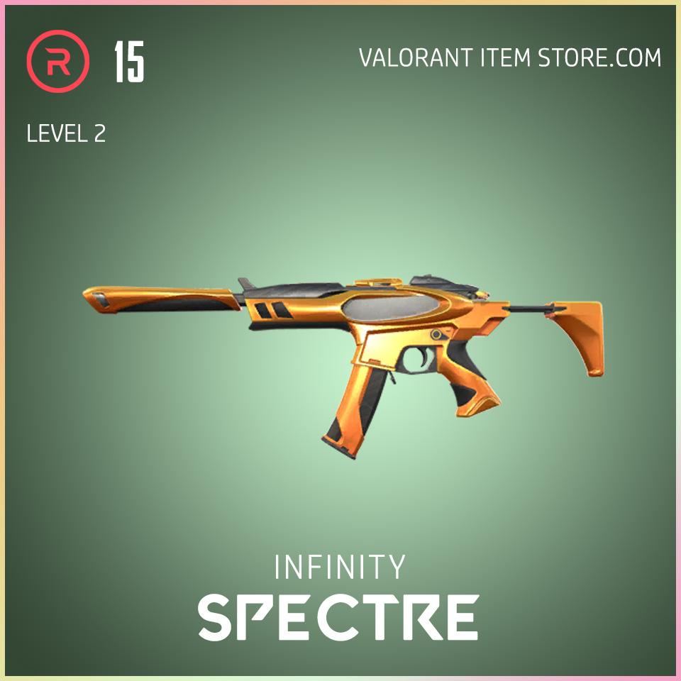 Infinity Spectre Valorant Skin Battle Pass Variant 2
