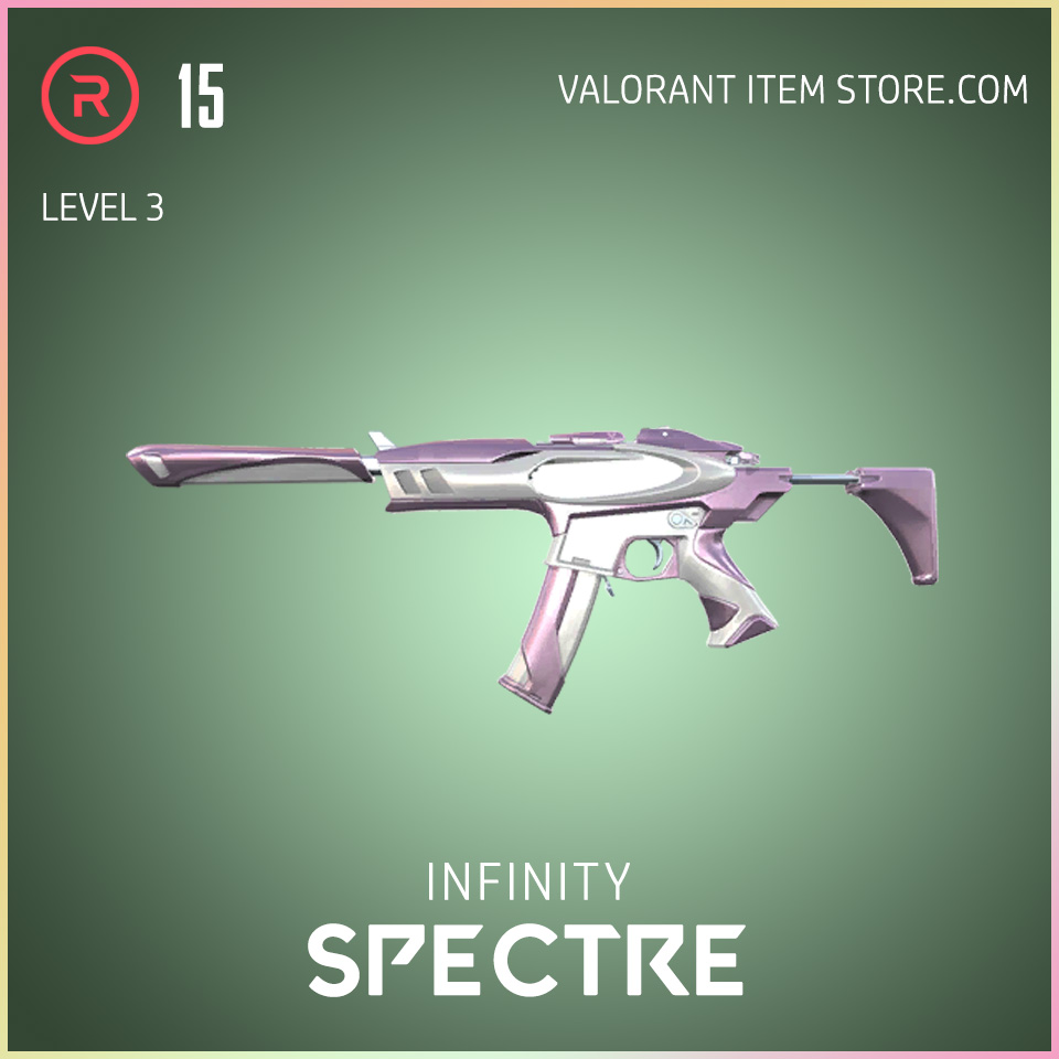 Infinity Spectre Valorant Skin Battle Pass Variant 3