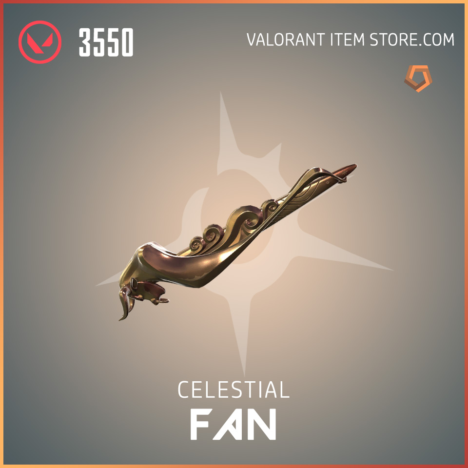 celestial fan valorant skin lunar new year
