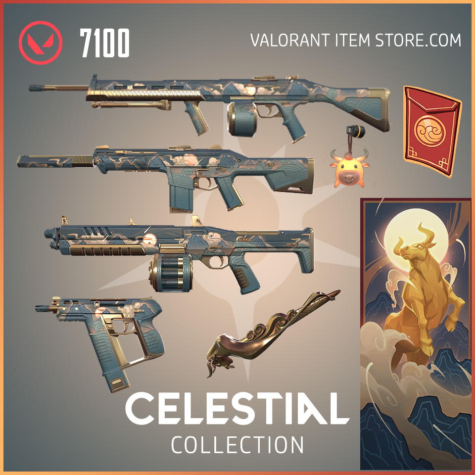 celestial collection bundle lunar