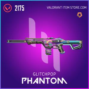 Glitchpop Ep 2 Phantom Valorant Skin