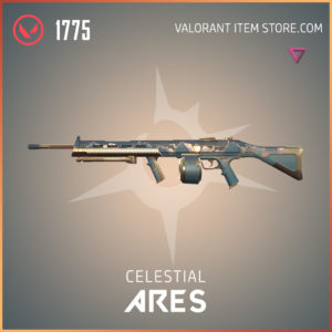 celestial ares valorant skin lunar new year