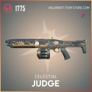 celestial judge valorant skin lunar new year