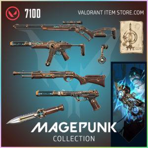 Magepunk Collection Bundle Valorant