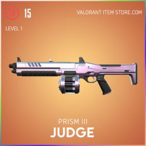 Prism 3 III judge valorant skin battle pass variant 1
