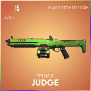 Prism 3 III judge valorant skin battle pass variant 2