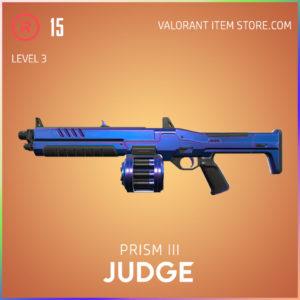 Prism 3 III judge valorant skin battle pass variant 3
