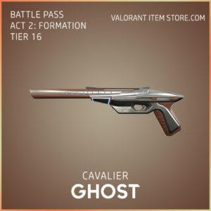 cavalier ghost valorant skin battle pass