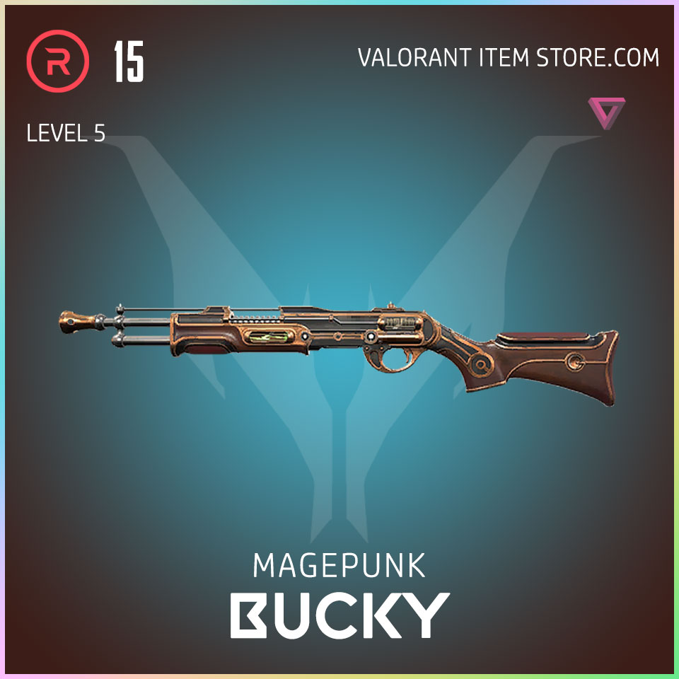Magepunk Bucky Valroant Skin 5