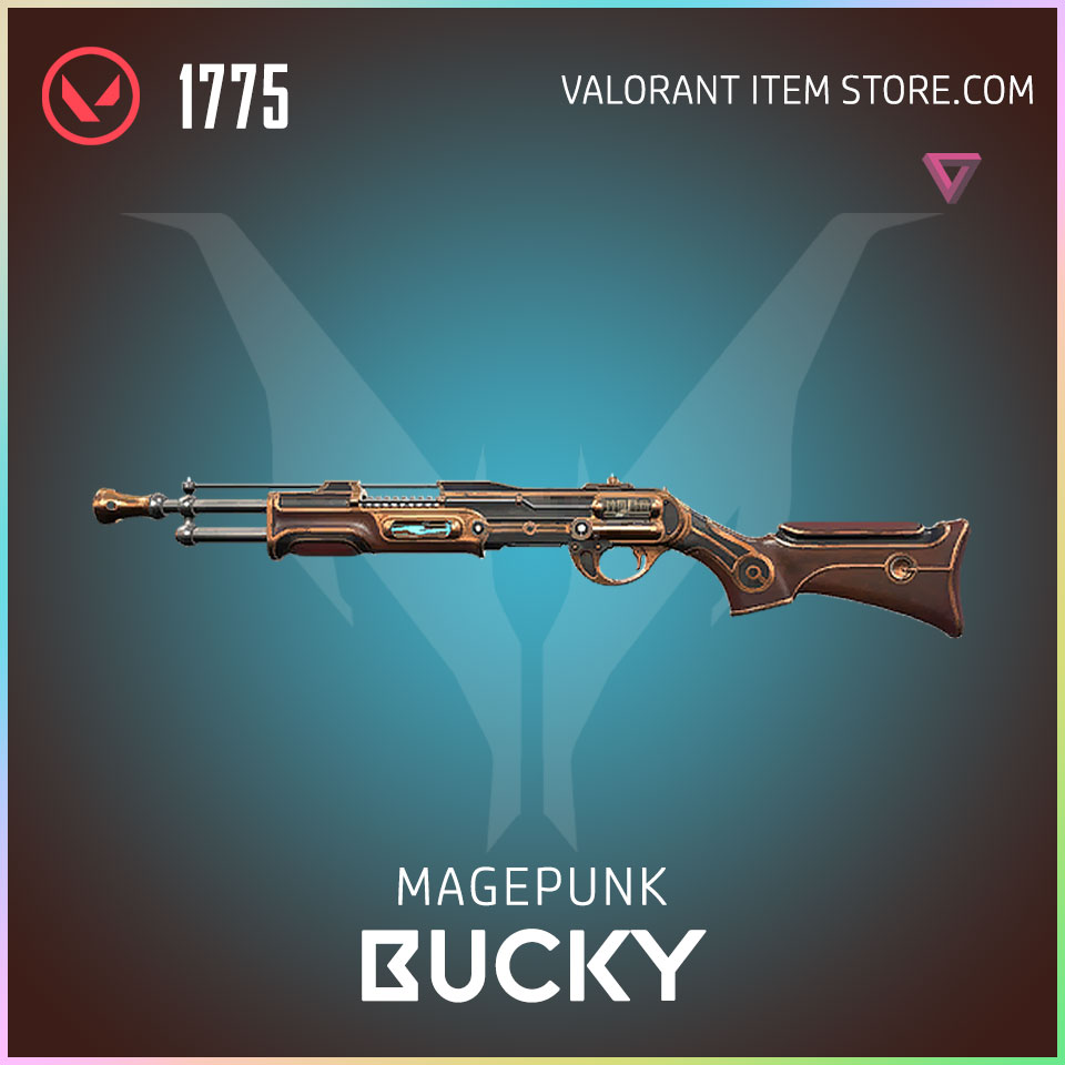Magepunk Bucky Valroant Skin