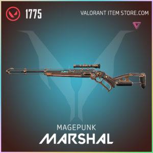 magepunk marshal valorant skin