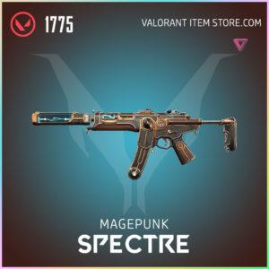 magepunk spectre valorant skin
