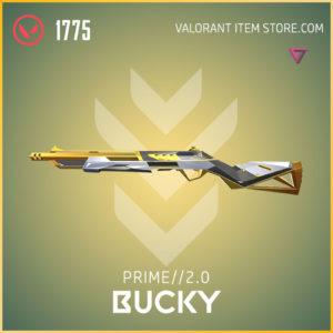 prime 2.0 bucky valorant skin