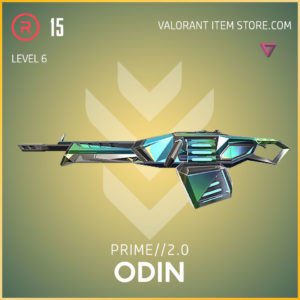 prime 2.0 odin valorant skin level 6