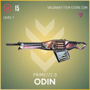 prime 2.0 odin valorant skin level 7
