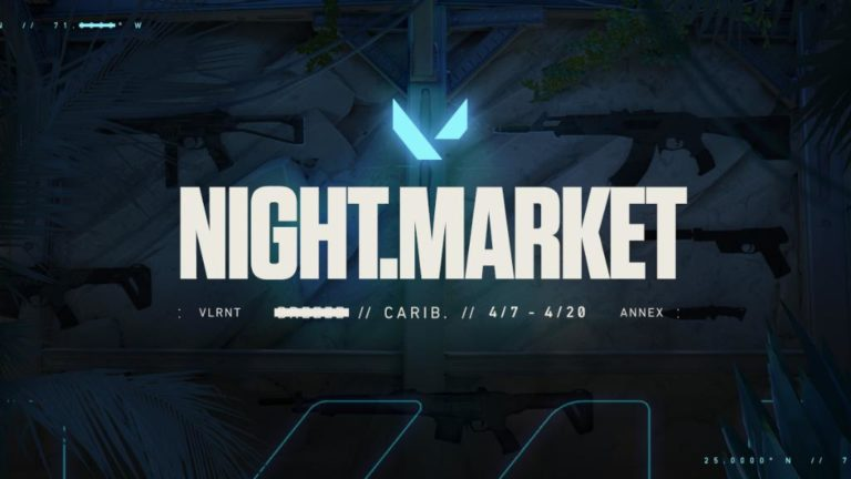 Valorant: Night Market is Back for a Limited Time