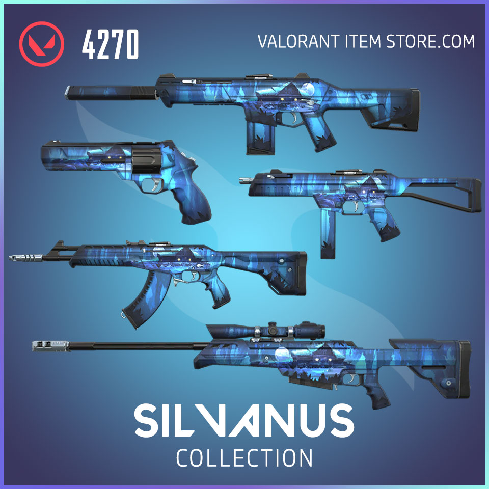 silvanus collection bundle valorant