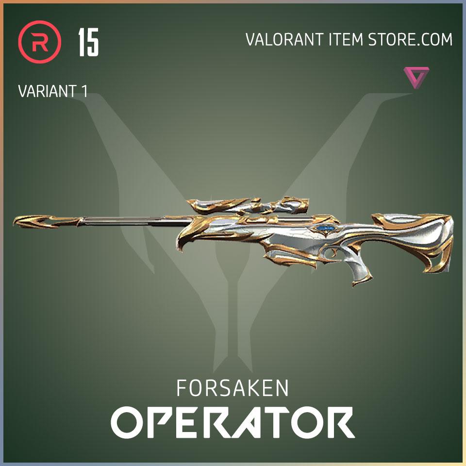 forsaken operator valorant skin variant 1