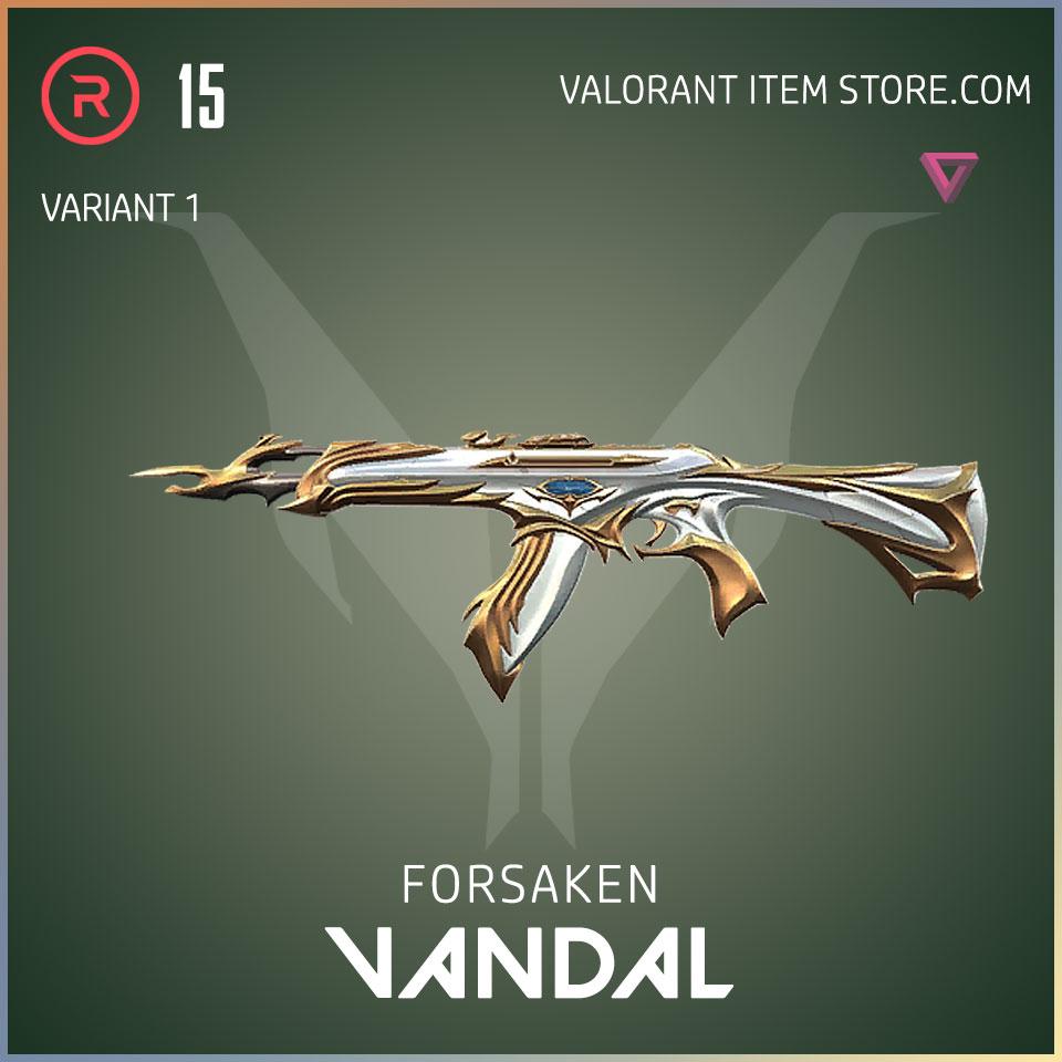 forsaken vandal valorant skin variant 1