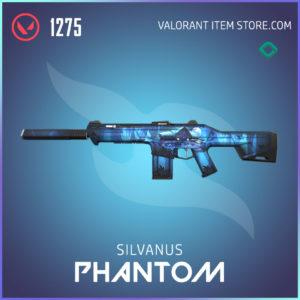 silvanus phantom valorant skin