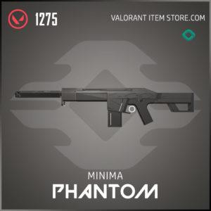 Minima Phantom Valorant Skin