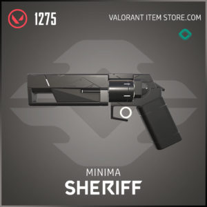 Minima Sheriff Valorant Skin