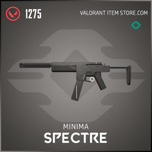 Minima Spectre Valorant Skin