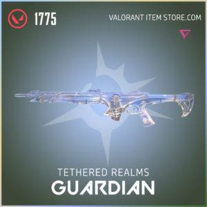 Tethered Realms Guardian Valorant Skin