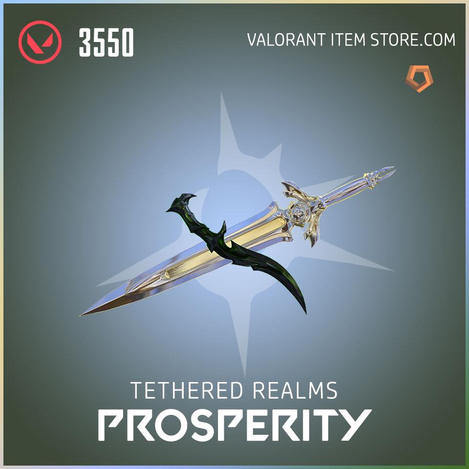 Tethered Realms Prosperity Valorant Skin