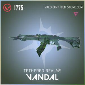 Tethered Realms Vandal Valorant Skin