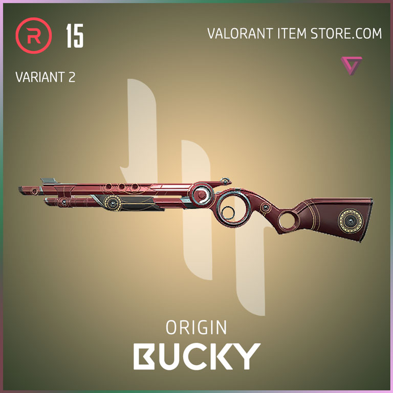 Origin Bucky Variant 2 Valorant Skin