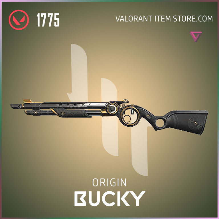 Origin Bucky Valorant Skin