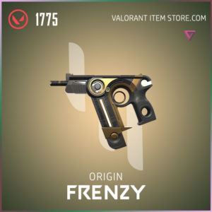 Origin Frenzy Valorant Skin