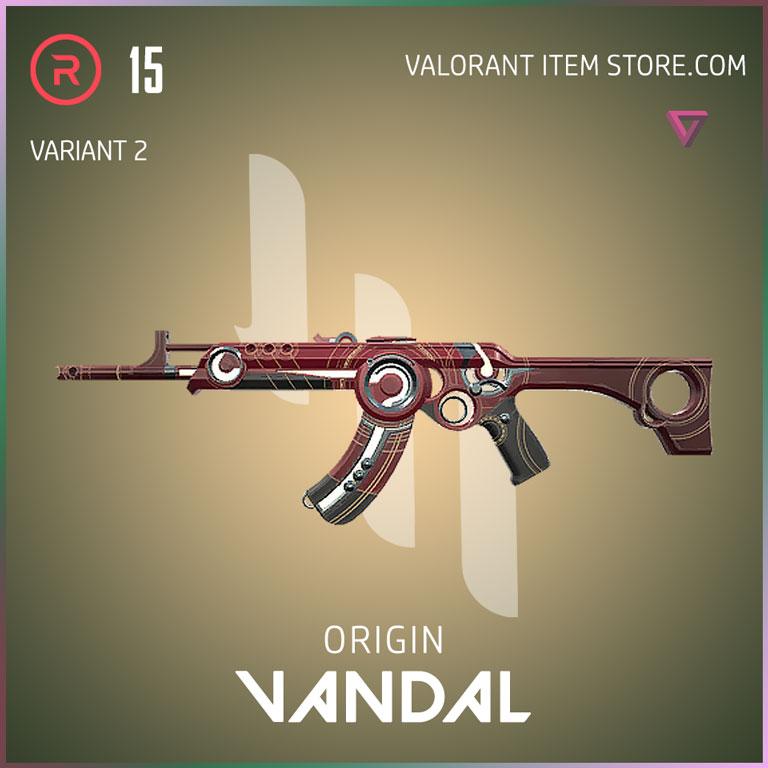 Origin Vandal Variant 2 Valorant Skin