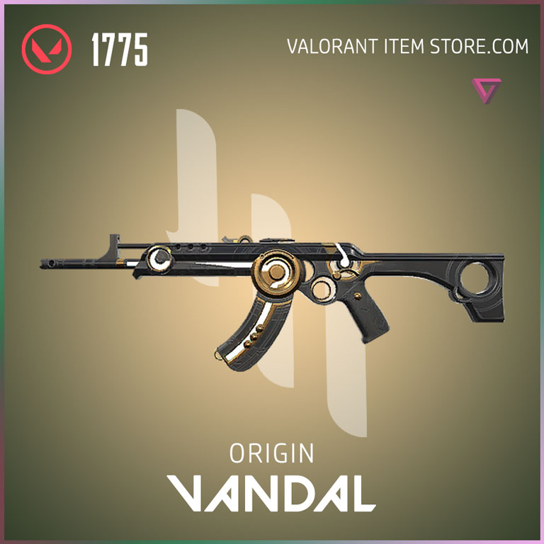 Origin Vandal Valorant Skin