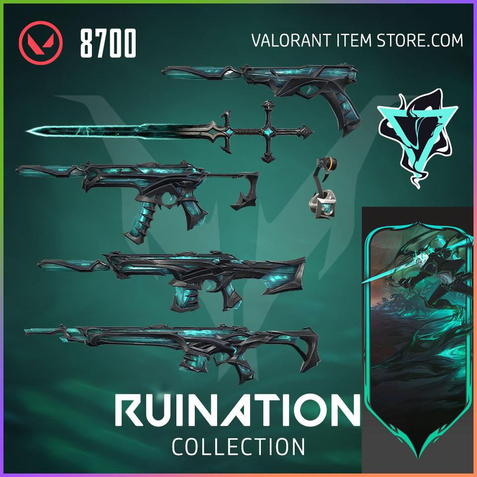 Ruination Collection Bundle Valorant
