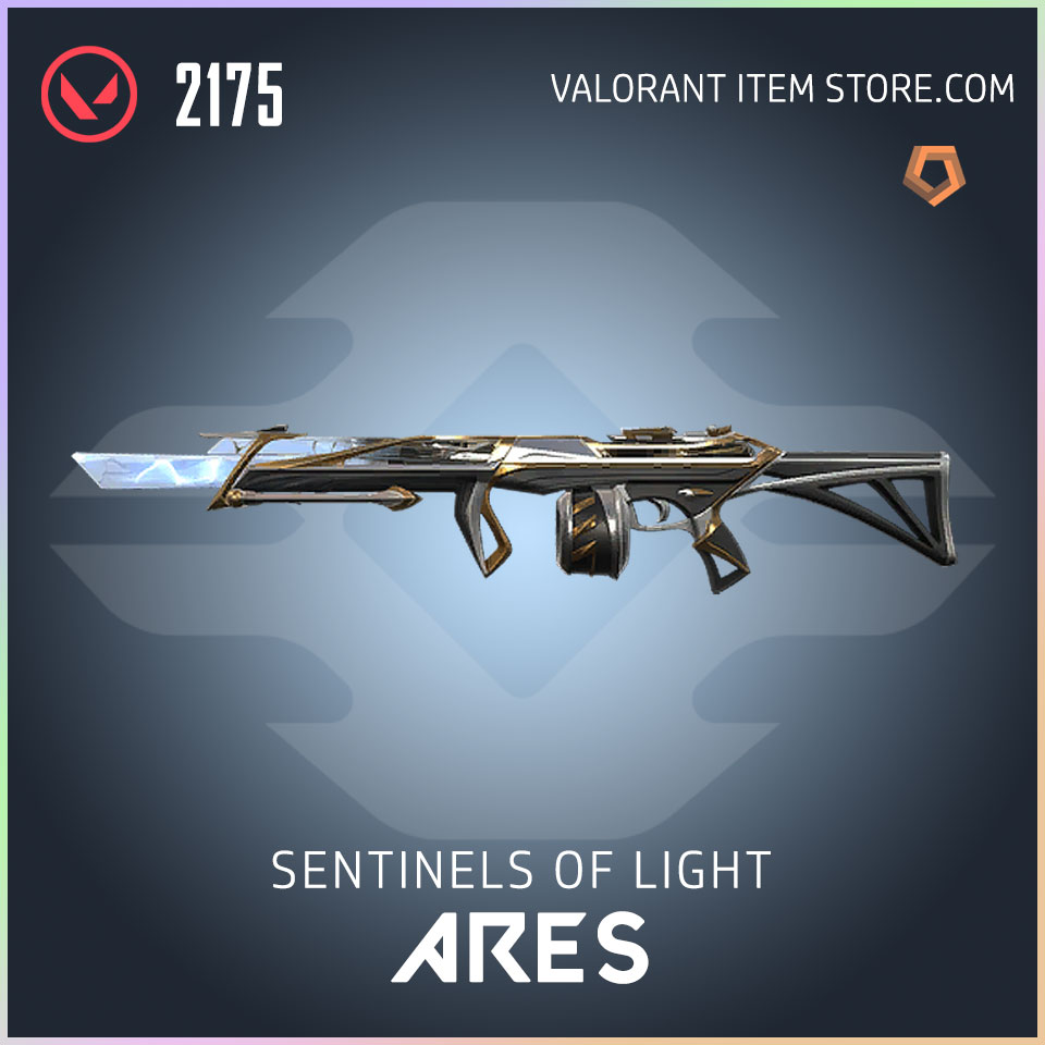 Sentinels of Light Ares Valorant Skin