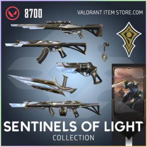 Sentinels of Light Collection Bundle Valorant