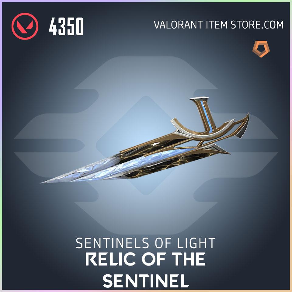 Sentinels of Light Relic of the Sentinel melee Valorant Skin