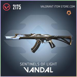 Sentinels of Light Vandal Valorant Skin
