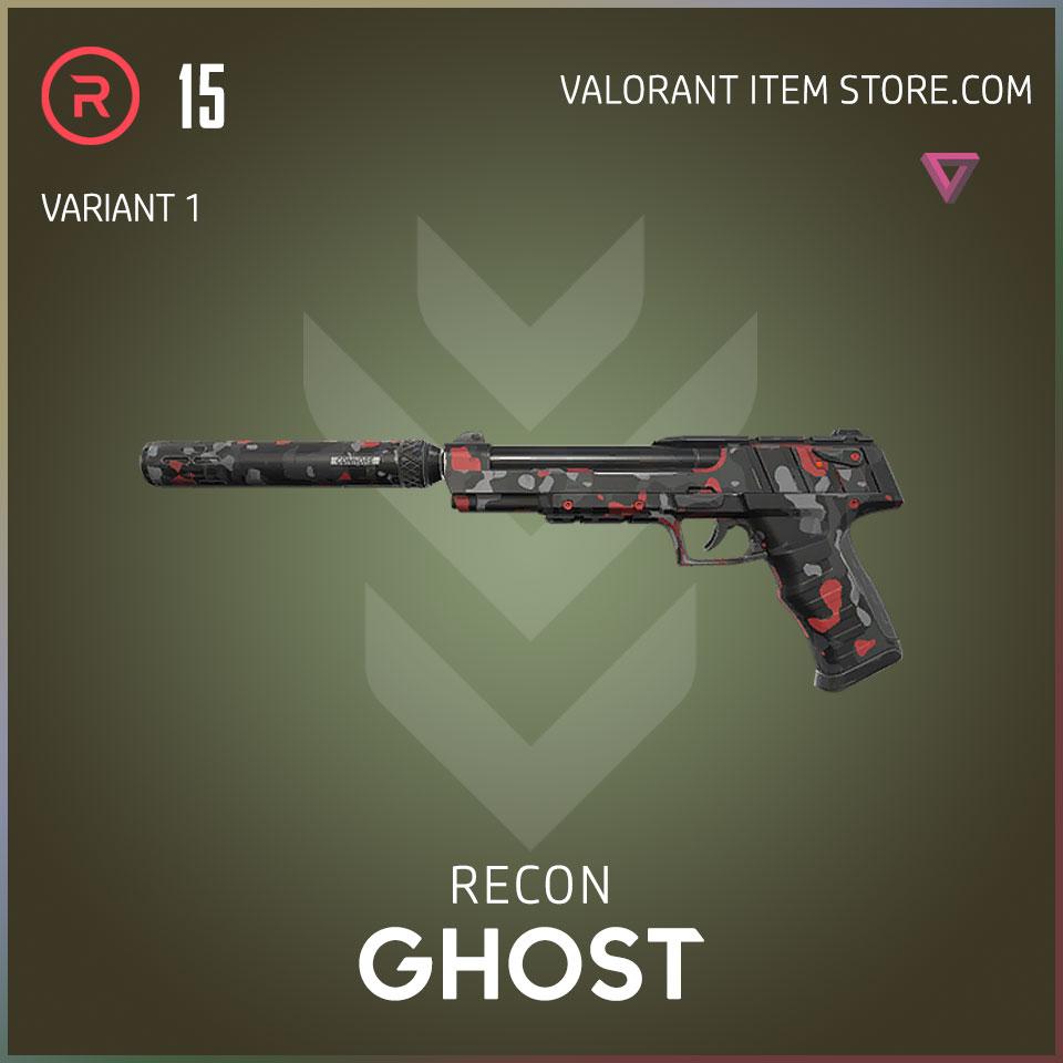 recon ghost valorant variant 1