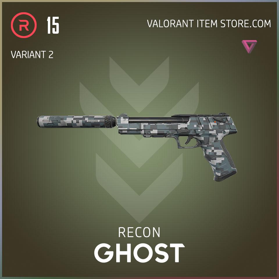 recon ghost valorant variant 2